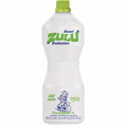 Álcool Zulu De Eucalipto 1 L