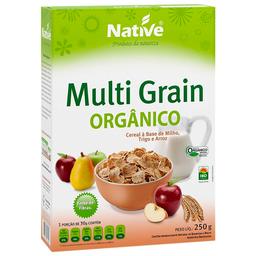 Cereal Multi Grain Orgânico Native 250g