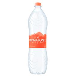Água Mineral sem Gás Bonafont 1,5 Litro