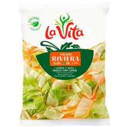Salada Higienizada Riviera La Vita 100g