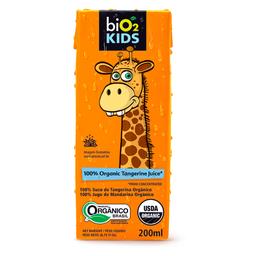 Suco de Tangerina Juice Kids Bio2 200ml
