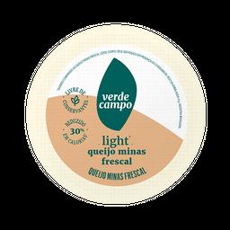 Queijo Minas Frescal Light Verde Campo