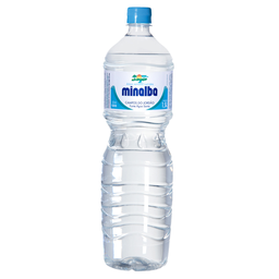 Água Mineral sem Gás Minalba 1,5 Litro