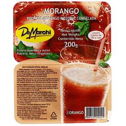 Polpa de Fruta Morango Demarchi - 200g