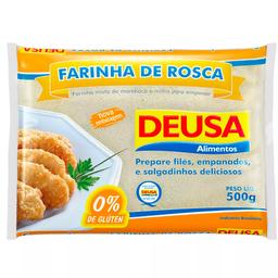 Farinha de Rosca sem Glúten Deusa 500g