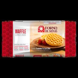 Forno de Minas Waffle Forno Minas Tradicional