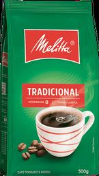 Café Tradicional Almofada Melitta 500g