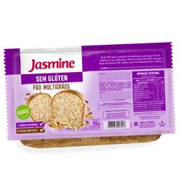 Pão Multigrãos sem Glúten Jasmine 350g
