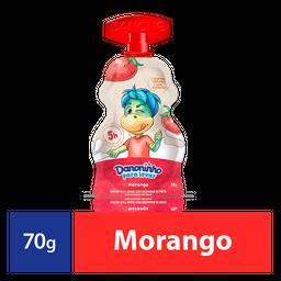Iogurte Infantil Danoninho Pra Levar Morango 70G
