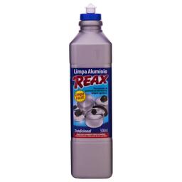 Limpa Alumínio Tradicional Reax 500ml