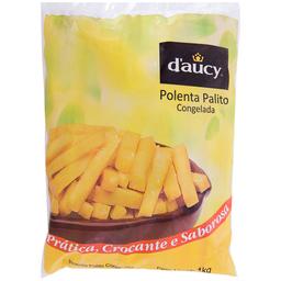 Polenta em Palito Congelada Daucy 1kg