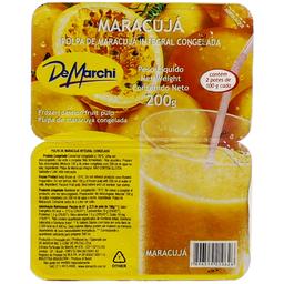 Polpa de Fruta Maracujá Demarchi 200g