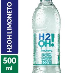 Refrigerante Limoneto H2Oh! Pet 500ml