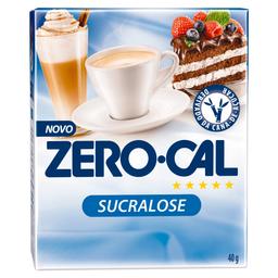 Adoçante em Pó Sucralose Zero Cal 40g
