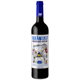 Vinho Português Tinto Atlântico 750ml