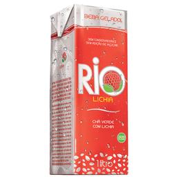 Chá Rio Verde Com Lichia