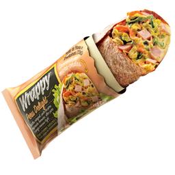 Wrap Peru Delight do Chef Wrappy 150g