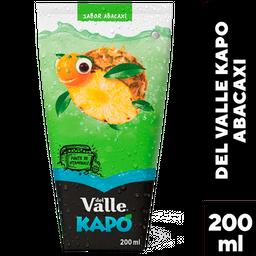 Suco de Abacaxi Kapo Del Valle 200ml
