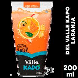 Suco de Laranja Kapo Del Valle 200ml