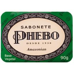 Sabonete em Barra Amazonas Phebo 90g