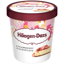 Sorvete Haagen Dazs Cheesecake 473ml