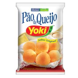 Preparo Para Pão de Queijo Yoki 250g