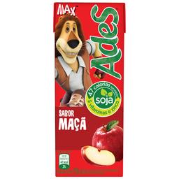 Bebida de Soja sabor Maçã Ades 200ml
