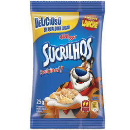 Cereal Sucrilhos Kellogg's Sachê 25g