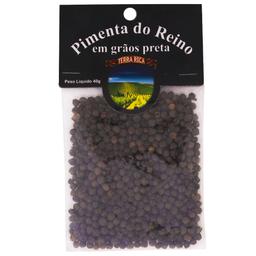 Pimenta Preta em grão Terra Rica 40g