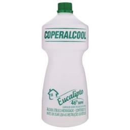 Álcool Coperalcool Bacfree 46º INPM Brisa De Eucalipto 1 L