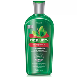 Shampoo Força Total Phytoervas 250ml