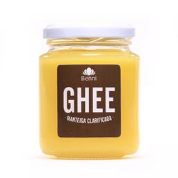 Manteiga Tradicional Ghee Benni 200g