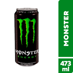 Energético Energy Monster Lata 473ml