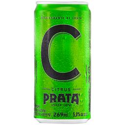 Refrigerante Citrus Prata Lata 269ml