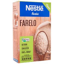 Farelo de Aveia Orgânica Nestlé 170g