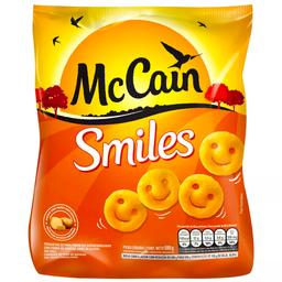 Batata Smiles Mccain Congelada 500g