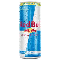 Energético Red Bull Sugarfree 250ml