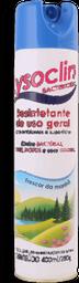 Bactericida Spray Desinfetante De Uso Geral Lysoclin 400 mL