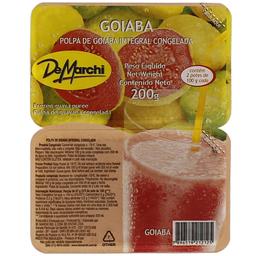 Polpa de Fruta Goiaba Demarchi 200g