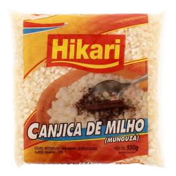 Canjica de Milho Branca Hikari 500g