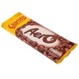 Chocolate Aero ao Leite Garoto 101g