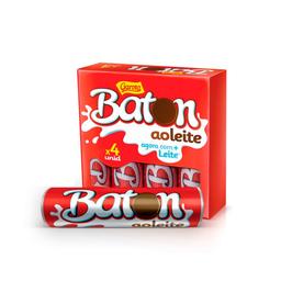 Chocolate Baton ao Leite Garoto 64g