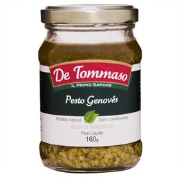 Molho Pesto Genovês De Tommaso 160g