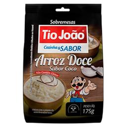 Arroz Doce Sabor Coco Tio João 175g