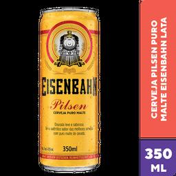 Eisenbahn Cerveja Pilsen Lata 350Ml