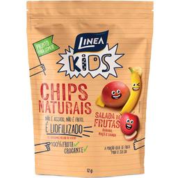 Chips de Salada de Frutas Linea 12g