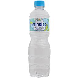 Água Mineral sem Gás Minalba 510ml