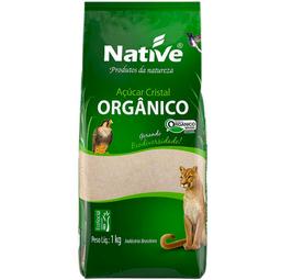 Açúcar Orgânico Cristal Native 1kg