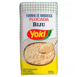 Farinha de Mandioca Biju Yoki 500g