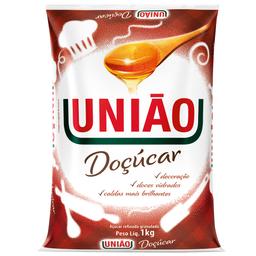 Açúcar Granulado Doçúcar União 1kg